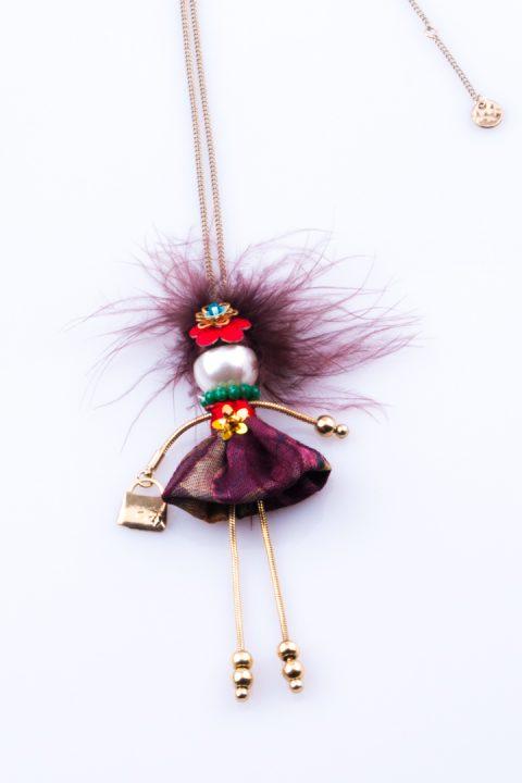 Doll Pearl & Flower